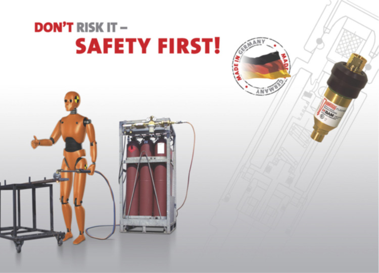 Keine Experimente – Safety First!